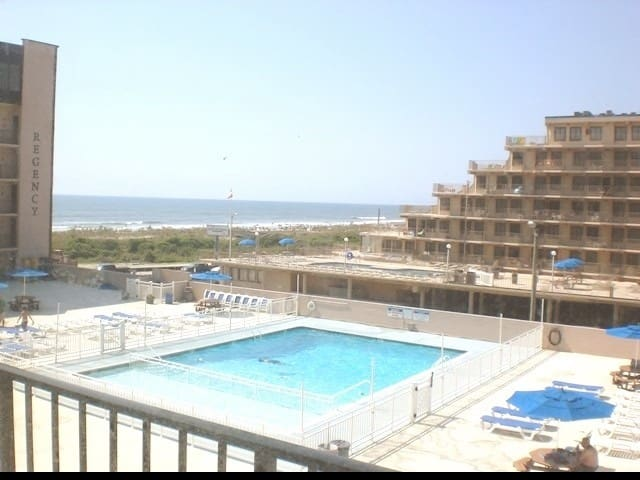 Regency N. Wildwood Beachfront - North Wildwood - Condomínio