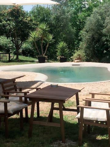 CASA SABINA- Private Pool - Poggio Mirteto - Casa