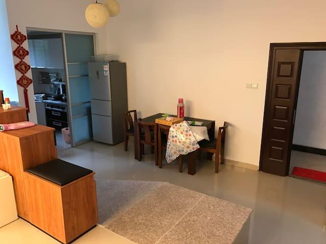 舒适精装崭新二居室,拎包入住(1月以上) - 海口 - Condo