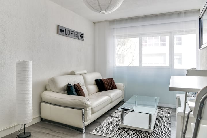 Nice 1 bedroom apartment near Geneva - Annemasse - Apartamento