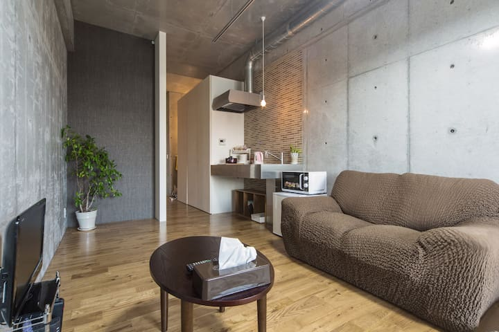 Welcome to Osaka in Thai & English - 大阪市 - Appartement