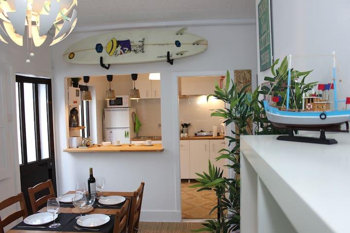 Local inn - surf house - 馬托西紐什
