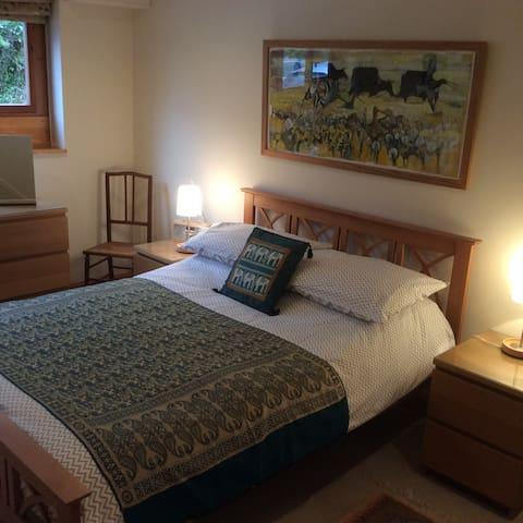 Snowdonia private garden apartment - Waunfawr - Departamento