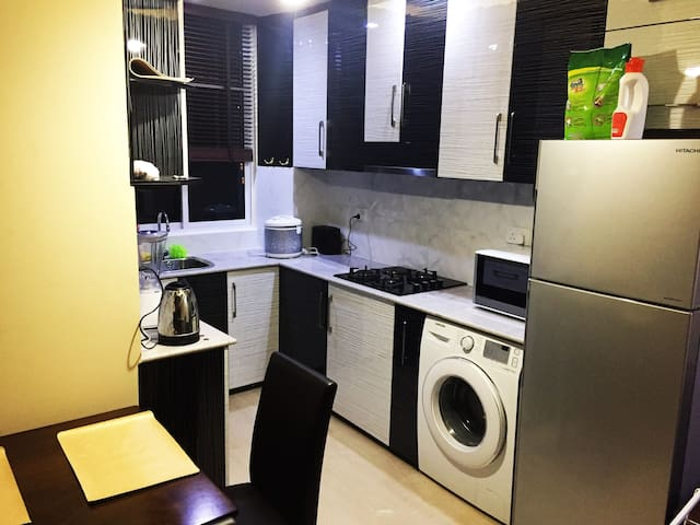 Modern Room in Brand New Apartment at beachside - Malé - Appartement