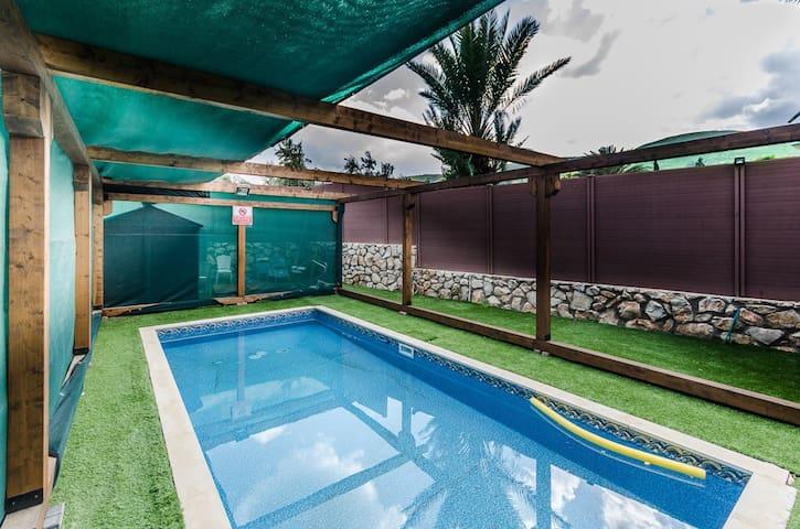 Unique Comfortable private Villa, at Yavneel -1 - Yavne'el - Villa