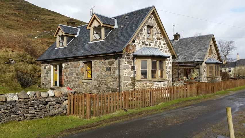 No. 2 Point Steadings, Isle of Lismore - Oban