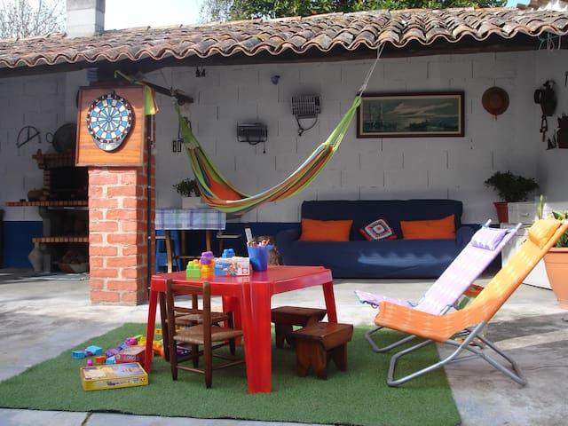 A Casa da  Avó Luisa - Ilha - Huis