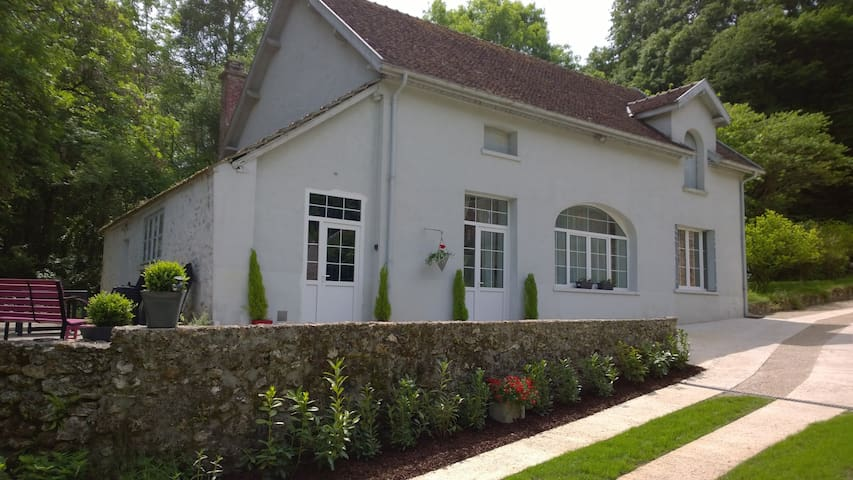 Maison Madeleine - Orbais-l'Abbaye - 獨棟