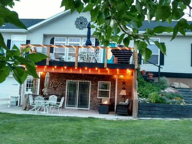PRIVATE COUNTRY SUITE 5 min from GF 3 night min. - Great Falls