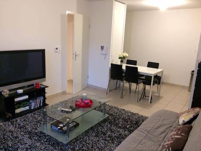 T2 neuf avec place de parking, résidence sécurisée - Clermont-Ferrand - Departamento