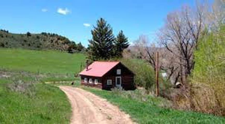 Colorado Mountain Cabin - RR - Bond