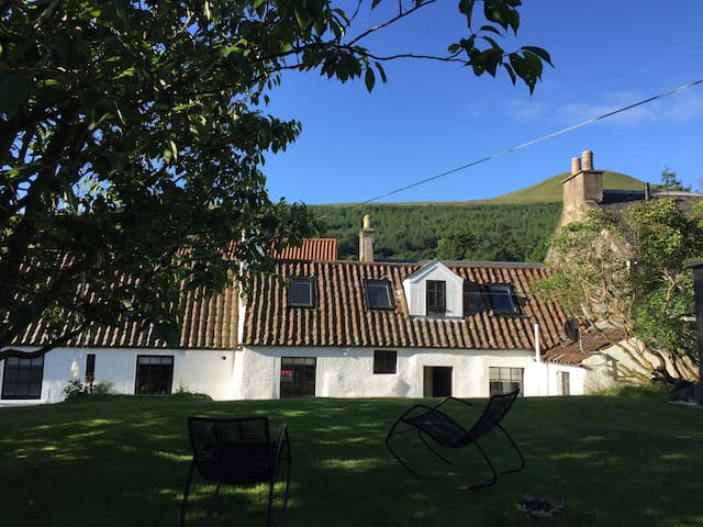 Lovely room in beautiful village - Falkland  - Huis