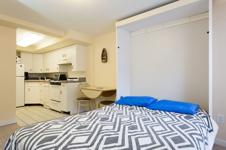Beach Block Studio Apartment (C) - Ocean City - Departamento