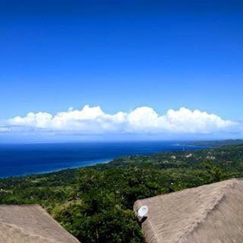 1-2 seaview service apartment with kitchen - Siquijor - Daire