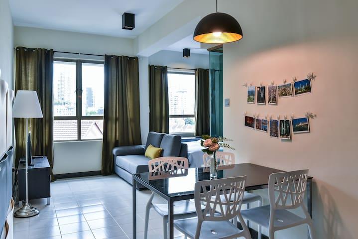 Cozy studio near shopping malls - Petaling Jaya - Apartament