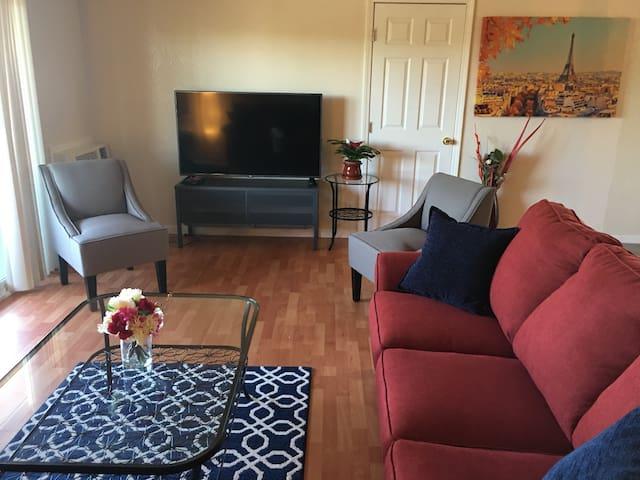 Crimson/Stockton Ca/ Mins to Lodi - Stockton - Apartamento