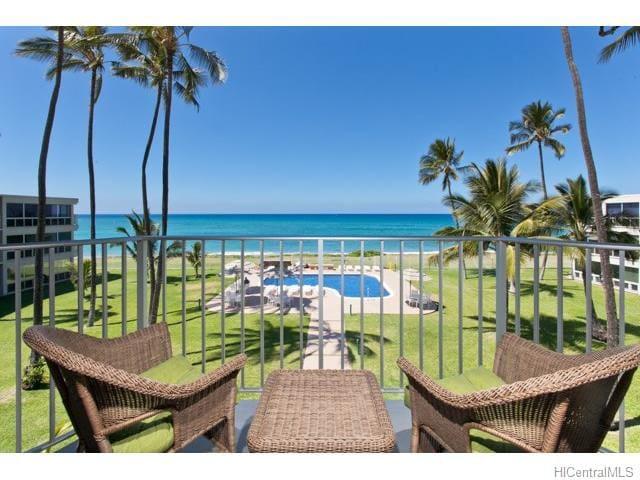 Beachfront 1Br w/ Stunning View!! - Waiʻanae - Huoneisto
