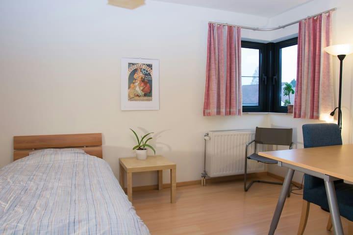 Private  room Diepenbeek in green environment. - Diepenbeek - Dom