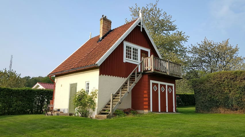 Charming cottage in Arild - 26373 Arild - Casa