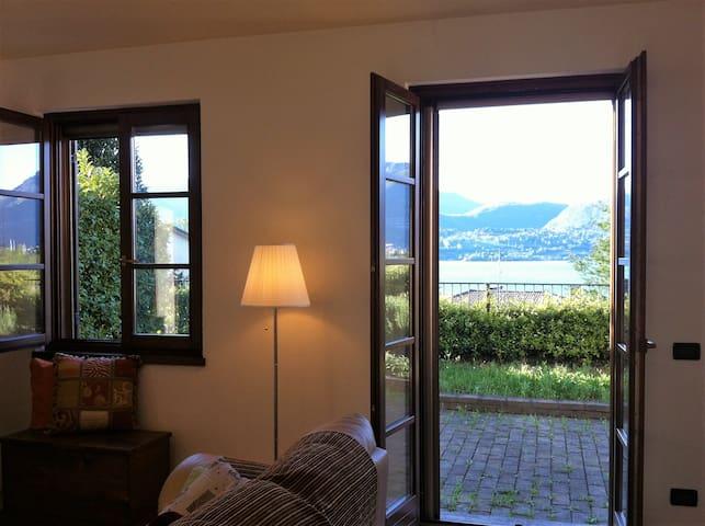 Al lago da Lulù - Rogeno - Appartement