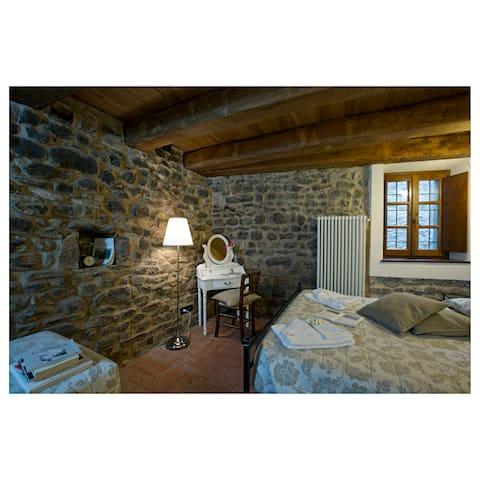 Casa in pietra in Lunigiana Tuscany - Apella - Appartement