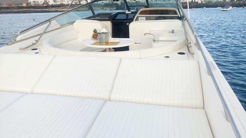 Barco Sea Ray 38 Clasic. - Puerto Calero - Båt