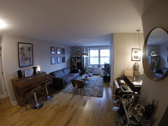 Downtown NYC Luxury Apartment - TriBeCa - 紐約 - 公寓