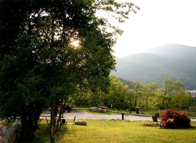 bed and breakfast cascina valsorda - Concesio - Bed & Breakfast