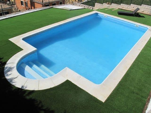 Stunning new villa and private pool - Sant Julià de Ramis - Villa