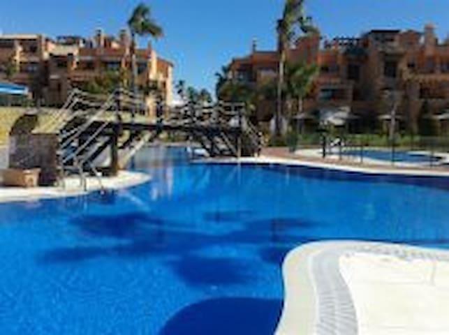 Superb brand new 2bed/2bath flat - Estepona - Apartment