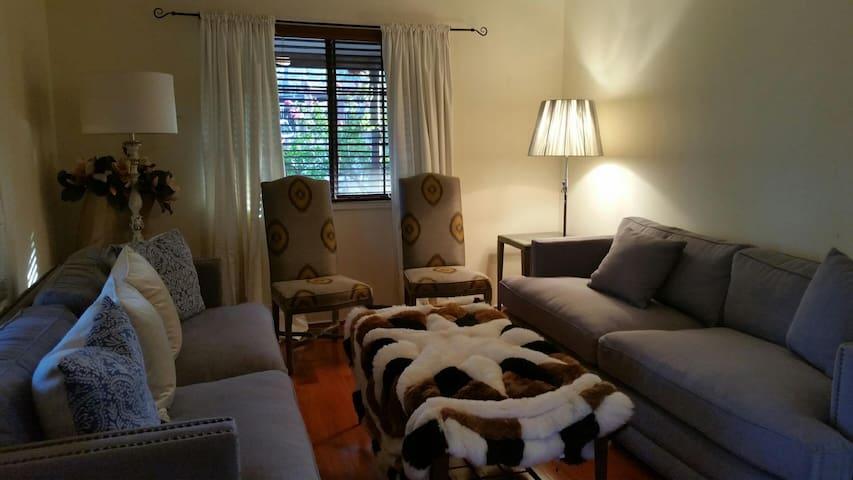 Cambero Lodge - Belford - Casa