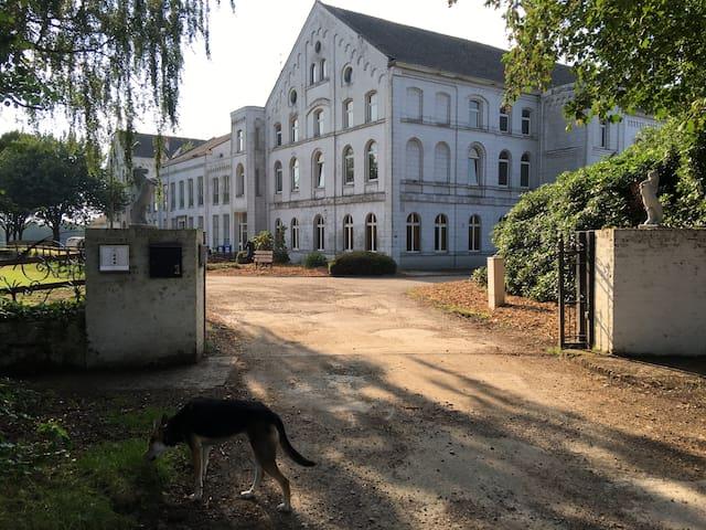 Tweepersoonskamer (2 bedden) in oud-klooster - Valkenburg