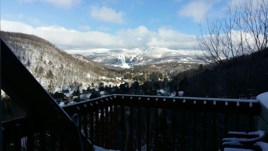 Condo with panoramic views - Mont-Tremblant - Appartamento