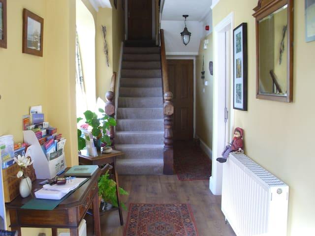 Ty'n y gwynt apartment by Castle - Gwynedd - Leilighet