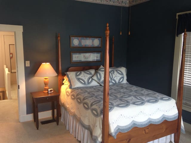 Great location, historic district, quiet street - Portsmouth
