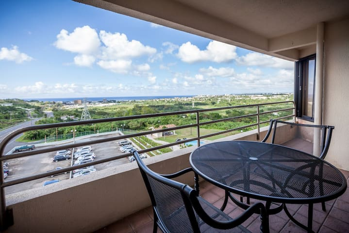 Luxury Oceanview Condo - Sinajana - Wohnung