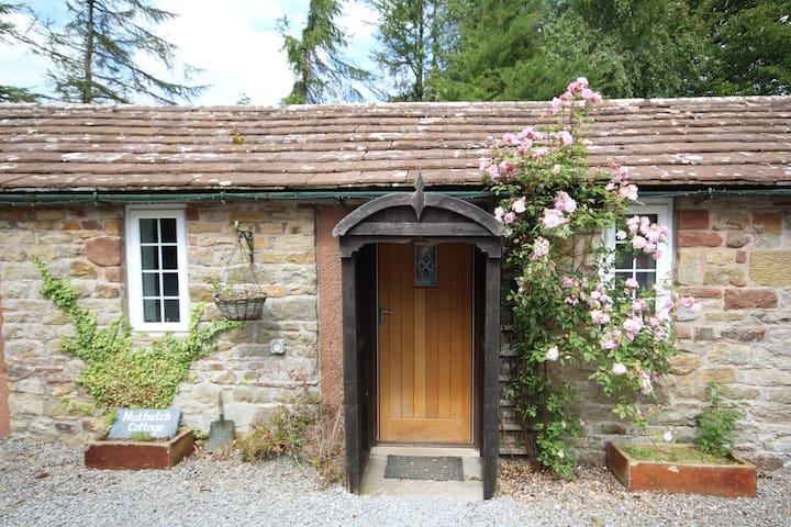 Nuthatch Cottage - Brocklebank - Hus