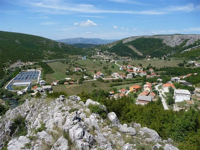 Radman family household at river Cetina - Split - Villa