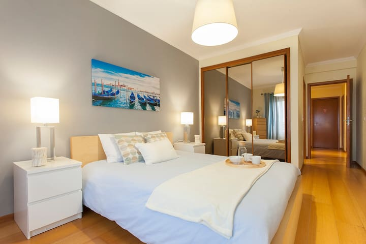 Lisbon South Bay, Cosy Apartment - Santo António - Byt