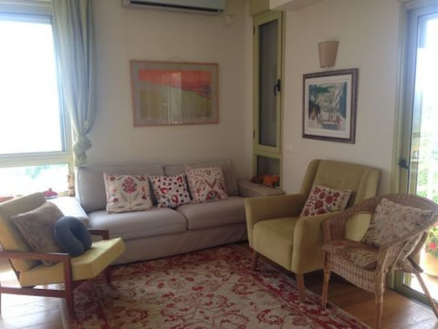 Romantic apartment in the Holy Land - Galilee - Alon HaGalil - Lägenhet