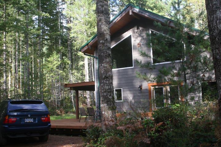 BEAUTIFUL HOUSE IN THE WOODS - Black Creek - Casa