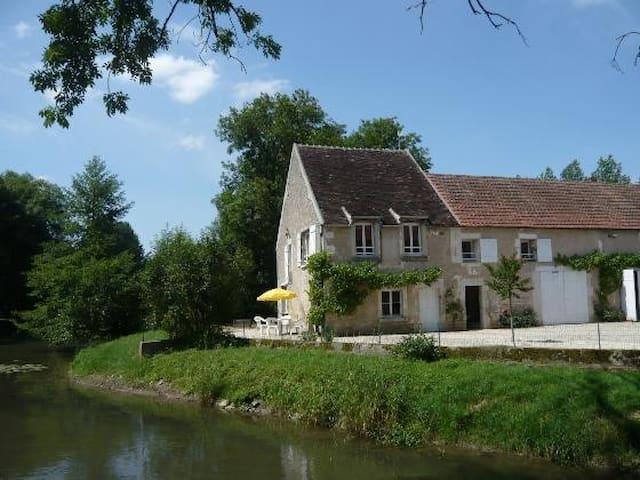 Apartments Moulin de Prenoulat - Crain