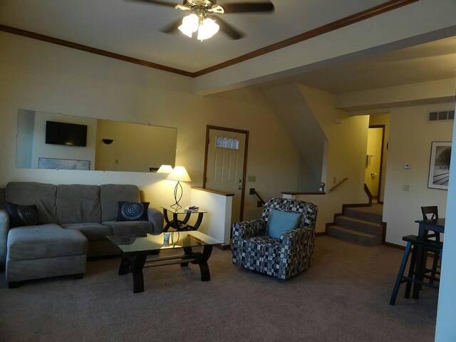 Comfortable, Large Townhouse - Batavia - Appartement