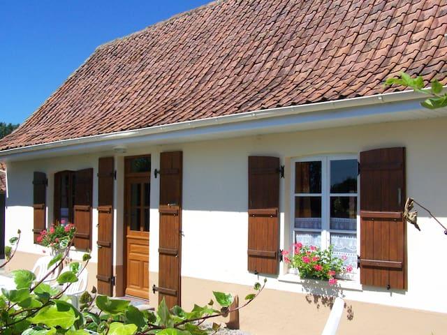 La petite maison - Auchy-lès-Hesdin - Rumah