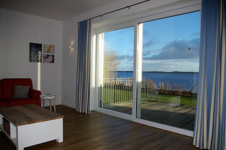 Einliegerwohnung am Wittensee - Klein Wittensee - Lägenhet