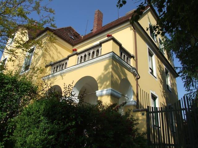 Ferienwohung altes Forstamt - Gessertshausen - Huis