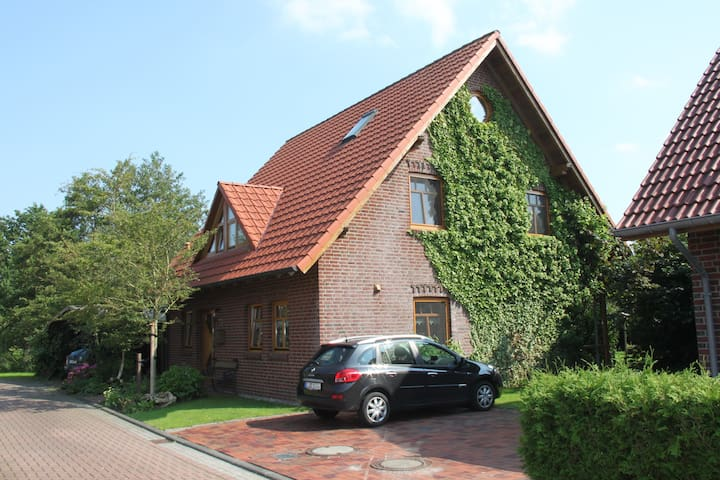 Grünes Paradies zwei - Wangerland - Pousada