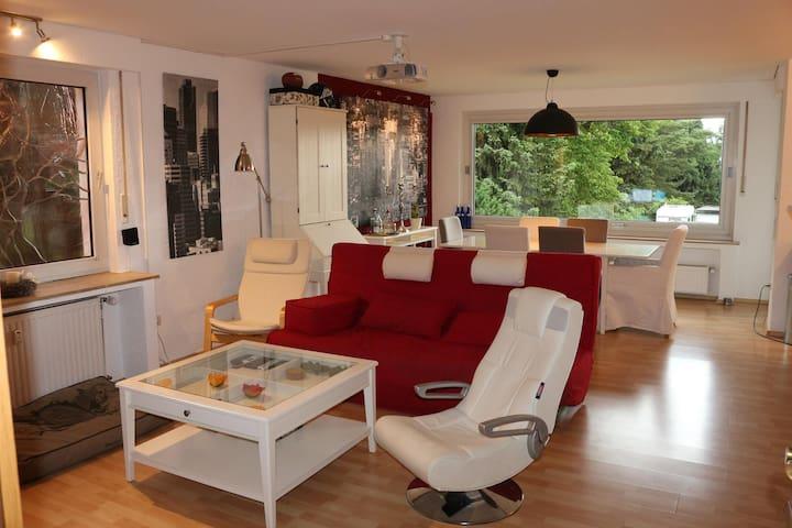 Zweites schönes, ruhiges & modernes Zimmer! - Dortmund - Casa