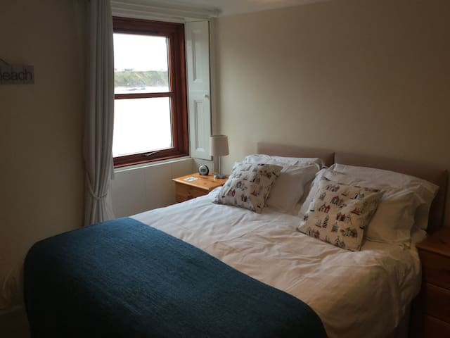 Twin/Double Room with En Suite - Eyemouth