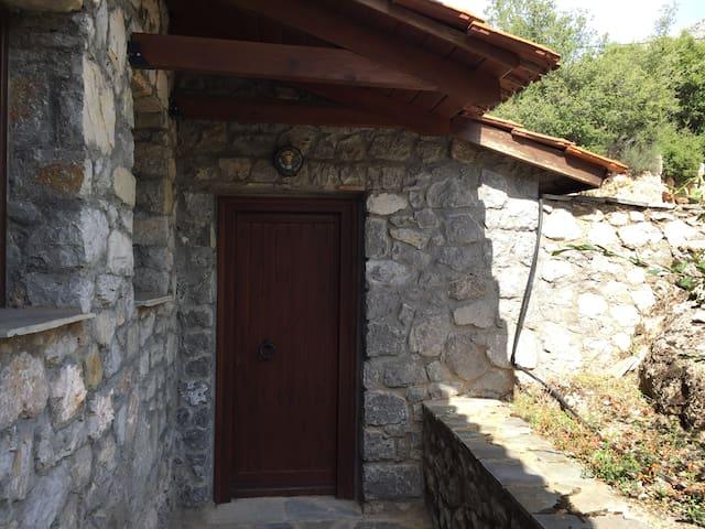 """Studio in the complex """"Κastalia village"""". - Arachova - Ev"""